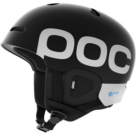 POC Auric Cut Backcountry Spin Casco de bicicleta, uranium black